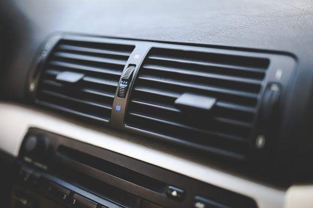 samochód klimatyzacja